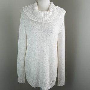 NWT! Michael Kors Medium Cowl Neck Sweater